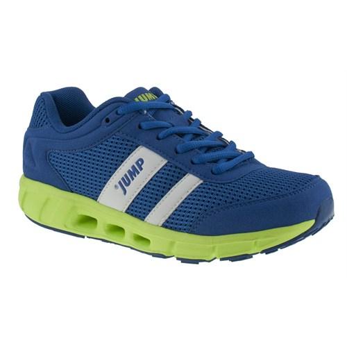 Jump 10078G Mavi Spor Ayakkabı