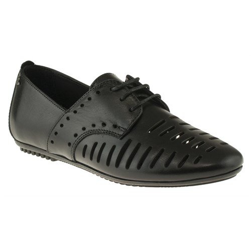 Venüs 123 16001Z Siyah Ayakkabı