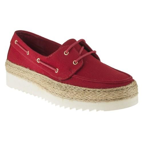 Venüs 123 234606Z Kırmızı Ayakkabı