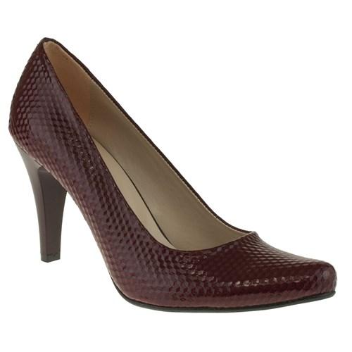 Alisolmaz 151 402Z Bordo Ayakkabı