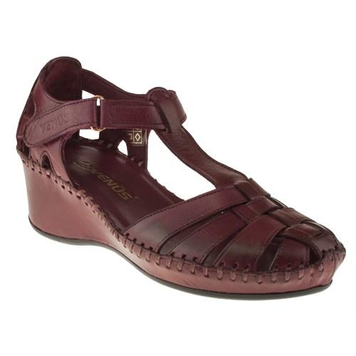 Venüs 123 0791382Z Bordo Sandalet