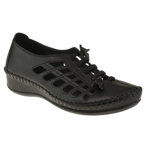 Venüs 123 0793004Z Siyah Ayakkabı