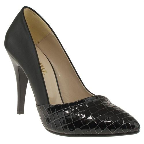 Alisolmaz 151 78Z Siyah Ayakkabı