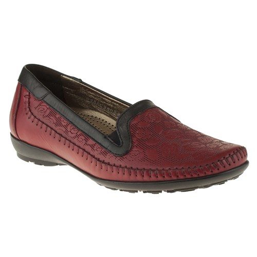 Forelli 230 33023-1Z Kırmızı Ayakkabı