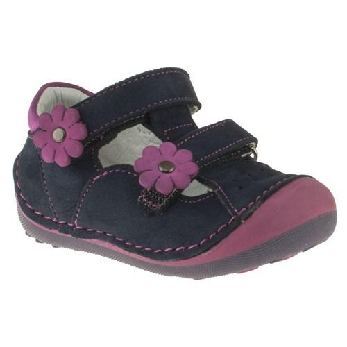 Perlina 253 040Ilk Lacivert Ayakkabı