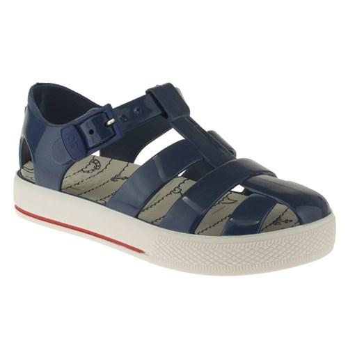 İgor 305 10107B Lacivert Sandalet
