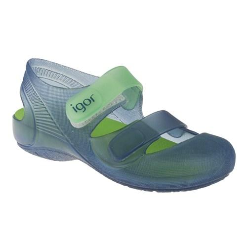 İgor 305 10146B Mavi Sandalet