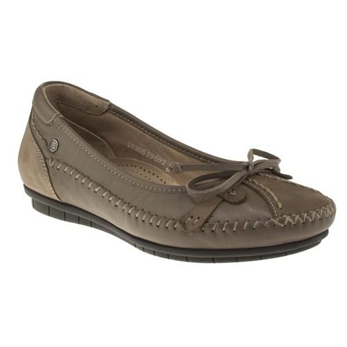 Forelli 230 19602-1Z Vizon Ayakkabı