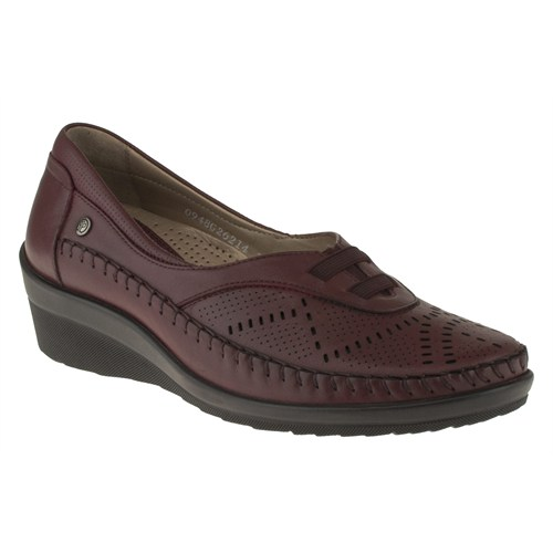 Forelli 230 26214Z Bordo Ayakkabı