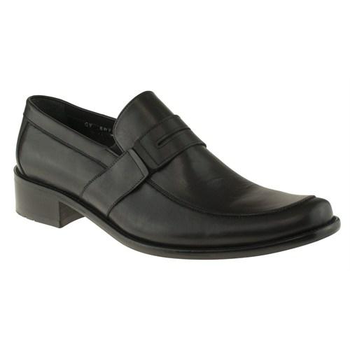 Fosco 248 6079M Siyah Ayakkabı