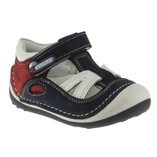 Perlina 253 045Ilk Lacivert Ayakkabı