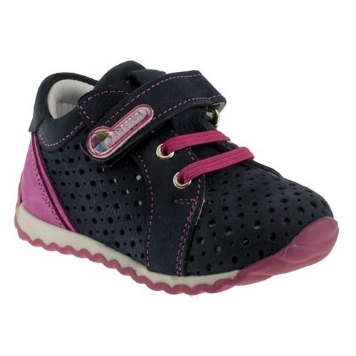 Perlina 253 270B Lacivert Ayakkabı