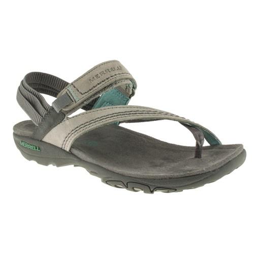 Merrell 266 J57510z Mavi Sandalet