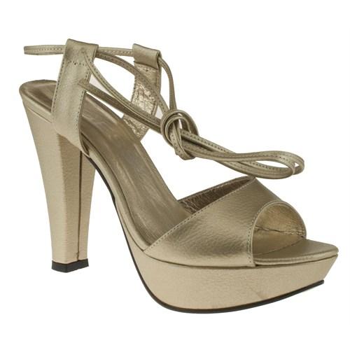 Gess 275 21232Z Altın Ayakkabı