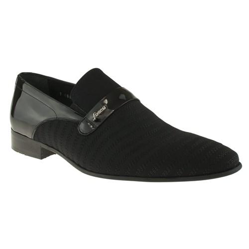 Fosco 248 5098M Siyah Ayakkabı