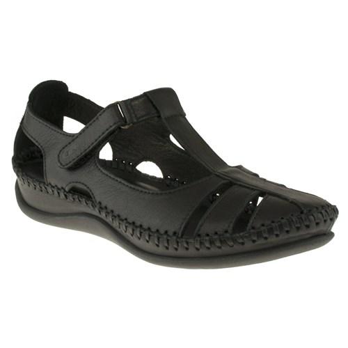 Greyder 99 6Y2cs55285 Siyah Sandalet