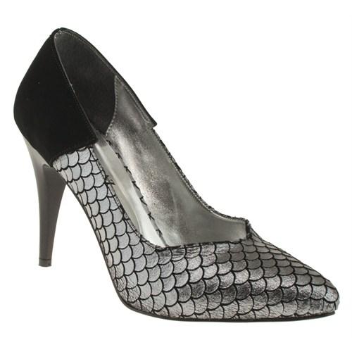 Alisolmaz 285 3046Z Siyah Ayakkabı