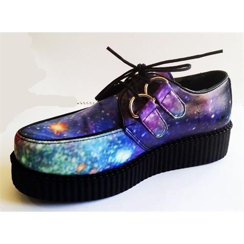 Köstebek Galaxy 1 Creepers Ayakkabı