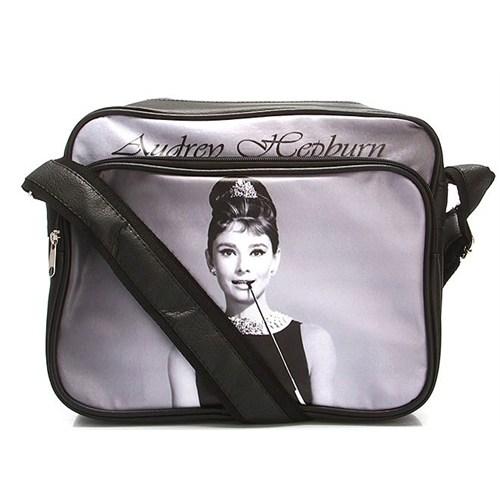 Köstebek Audrey Hepburn Çanta