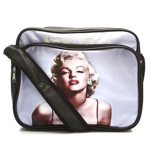 Köstebek Marilyn Monroe Çanta