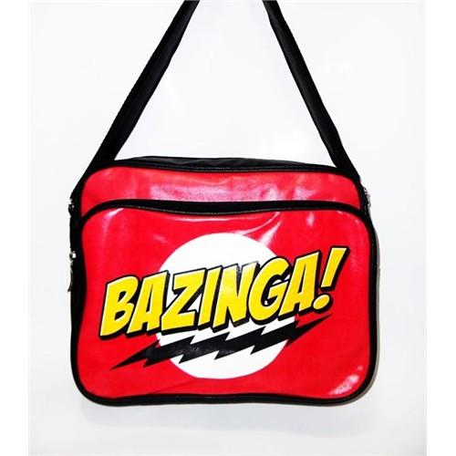 Köstebek The Big Bang Theory - Bazinga Çanta
