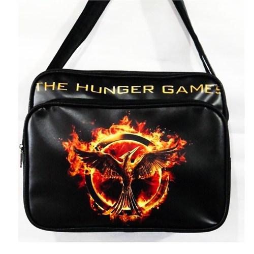 Köstebek The Hunger Games Baskılı Çanta