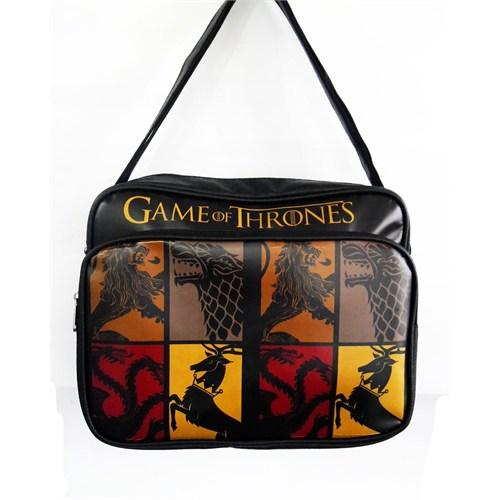 Köstebek Game Of Thrones Family Baskılı Çanta