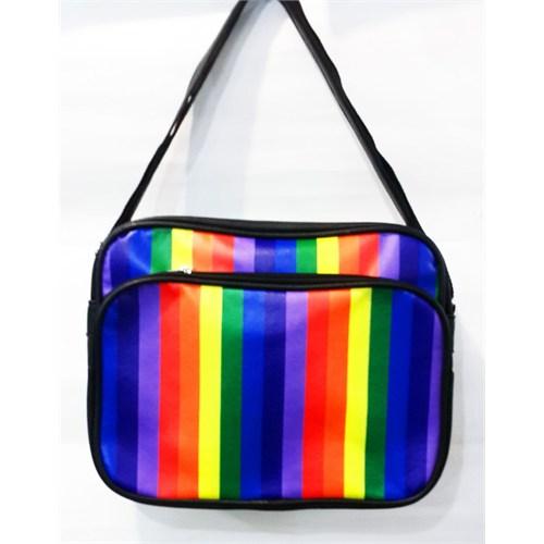 Köstebek Lgbt - Rainbow Çanta