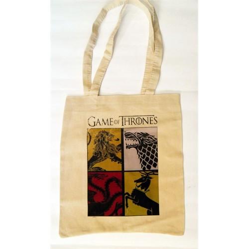 Köstebek Game Of Thrones - Family Bez Çanta