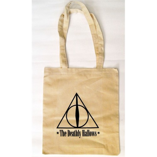 Köstebek Harry Potter - The Deathly Hallows Bez Çanta