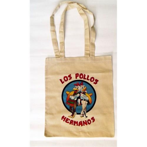 Köstebek Breaking Bad - Los Pollos Hermanos Bez Çanta