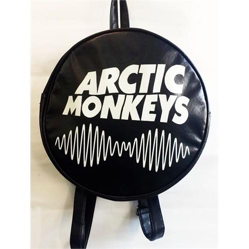 Köstebek Arctic Monkeys Logo Sırt Çantası