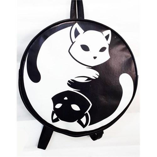 Köstebek Cats Ying Yang Sırt Çantası