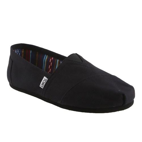 Toms 10002931 Siyah Erkek Ayakkabı (Kzy)