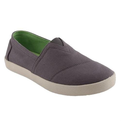 Toms 10004780 Ash Canvas Erkek Ayakkabı (Kzy)