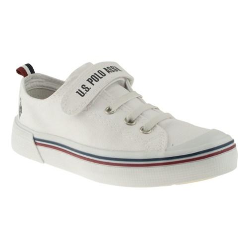 U.S Polo Assn. 257 Penelope-F Beyaz Spor Ayakkabı