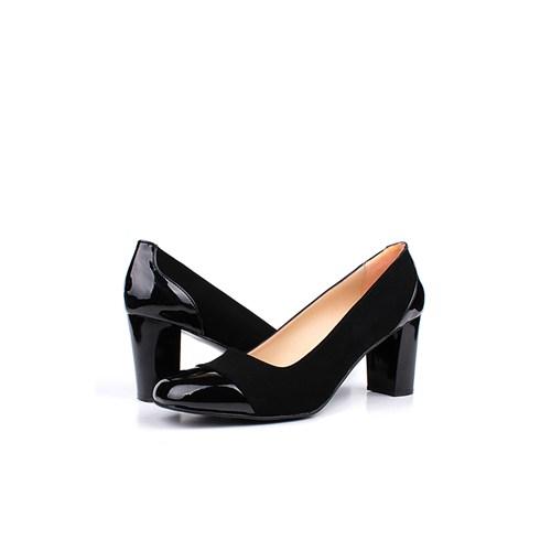 Loggalin 375500 031 025 Kadın Siyah Günlük Ayakkabı