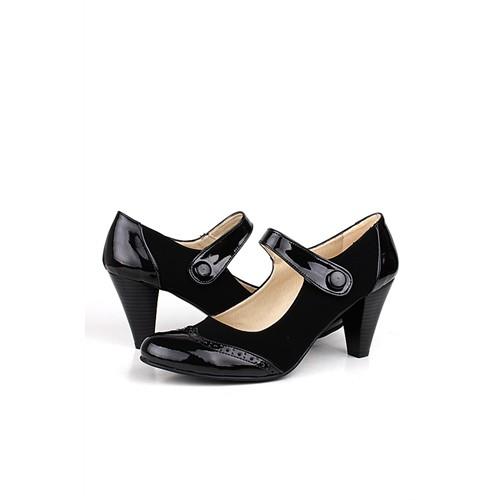 Loggalin 375400 031 025 Kadın Siyah Günlük Ayakkabı