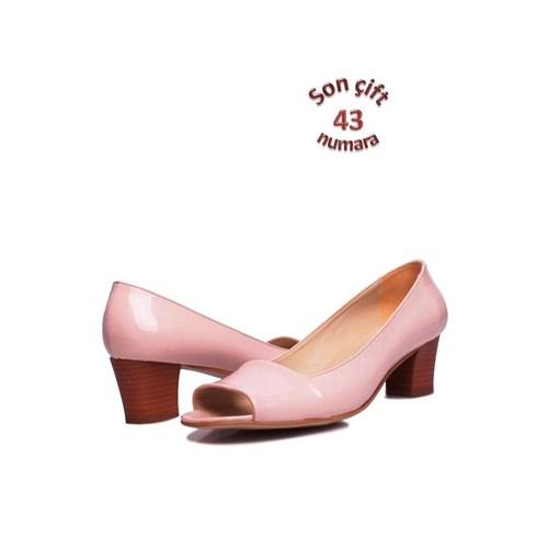 Loggalin 375025 031 795 Kadın Pudra Günlük Ayakkabı
