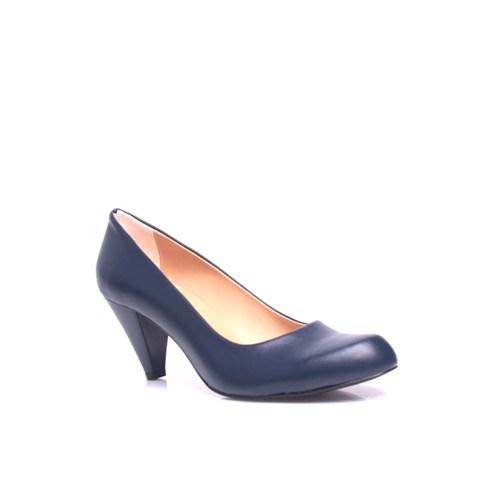 Loggalin 580720 418 Kadın Lacivert Ayakkabı