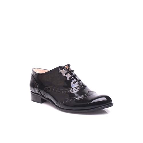 Loggalin 375927 031 020 Kadın Siyah Günlük Ayakkabı