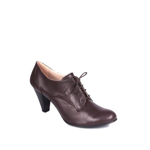 Loggalin 375118 031 232 Kadın Kahve Günlük Ayakkabı
