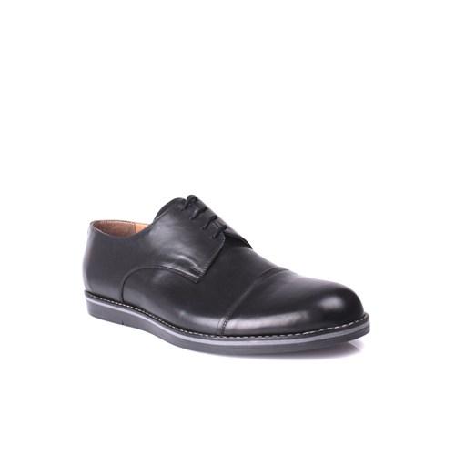 Se-Sa 737101 041 013 Erkek Siyah Günlük Ayakkabı
