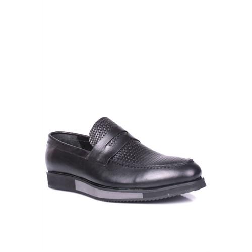 Erkan Kaban 282301 092 014 Erkek Siyah Ayakkabı