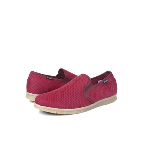 King Paolo 8407 034 552 Kadın Kırmızı Günlük Ayakkabı