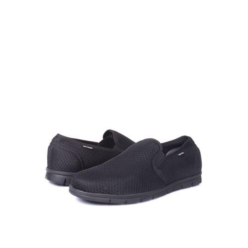 King Paolo 8407 034 008 Kadın Siyah Günlük Ayakkabı
