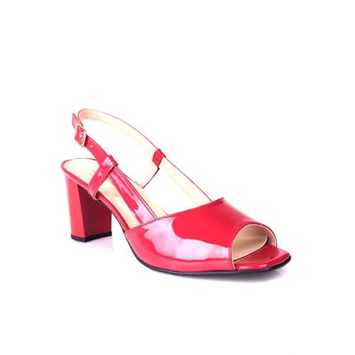 Loggalin 375032 031 559 Kadın Kırmızı Günlük Ayakkabı