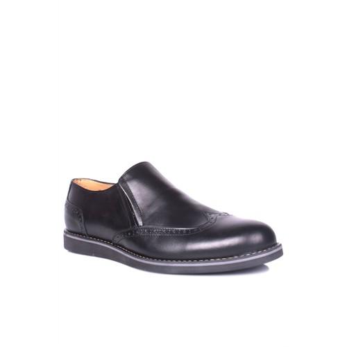 Se-Sa 737100 041 013 Erkek Siyah Günlük Ayakkabı