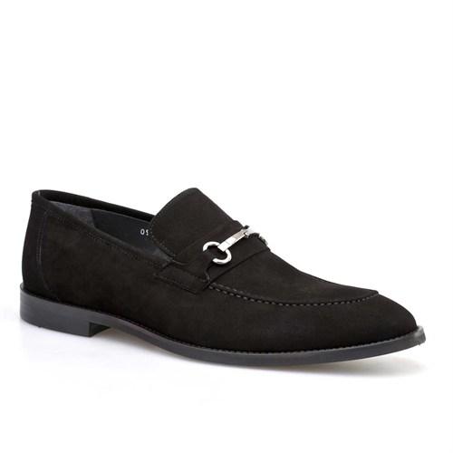 Cabani Erkek Ayakkabı Siyah Süet