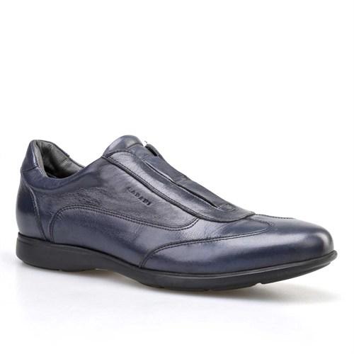 Cabani Extralight Günlük Erkek Ayakkabı Lacivert Picasso Deri